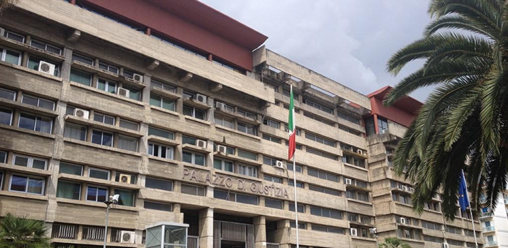 Foto carousel del Tribunale di Cosenza